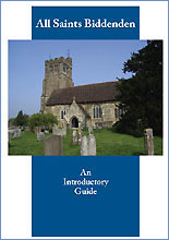 All Saints Biddenden Church history booklet
