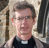Alex Bienfait, Rector of St Michael Smarden and All Saints Biddenden in Kent, UK