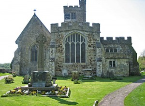 All Saints Church Biddenden, Kent, Diocese of Canterbury