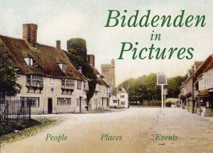 Cover of Biddenden in Pictures, published by Biddenden Local Hisory Society