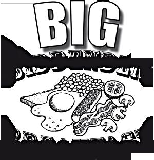 Biddenden Big Breakfast logo